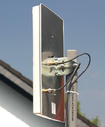 lte antenne multiband mimo richtantenne mit kabel. Black Bedroom Furniture Sets. Home Design Ideas