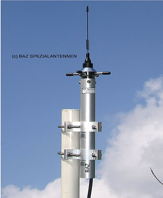 lte 800 mhz rundstrahl antennen ground plane antenne f r. Black Bedroom Furniture Sets. Home Design Ideas